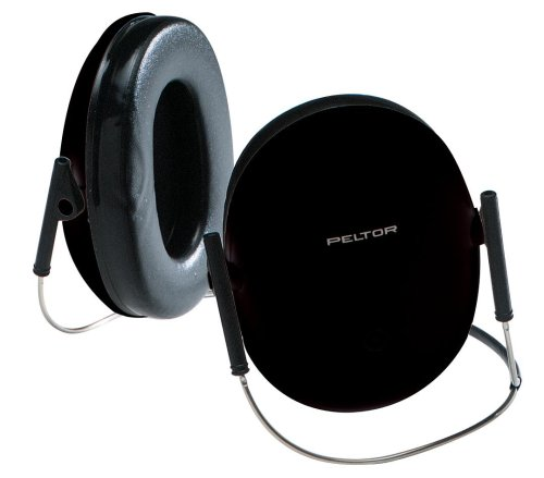 PELTOR Behind the Head Hearing Protector 19 NRR