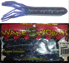 TIKI MAN WAVE WORMS Tiki Tube Junebug